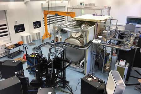 Observatorio de Chile presenta espectrógrafo para buscar vida extraterrestre