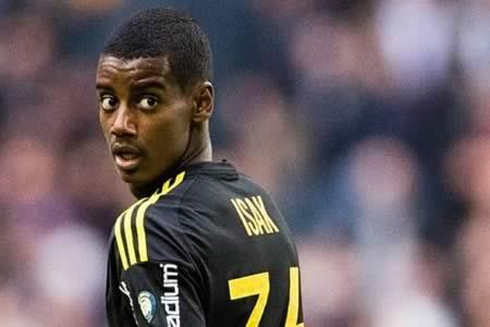 """AIK sueco admite que hubo """"conversaciones avanzadas"""" con el Madrid por Isak"""