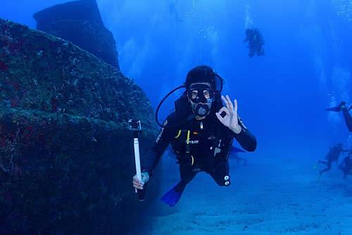 ¿Ovni sumergido? Un cazador de tesoros hace un extraño hallazgo en el Triángulo de las Bermudas