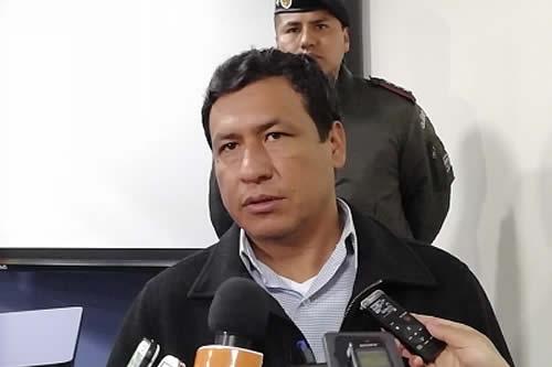 Gobierno prevé perforar 12 pozos en la Chiquitania para garantizar agua y paliar la sequía