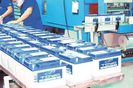"""Empresa boliviana """"Batebol"""" incrementa exportación de baterías en 60%"""