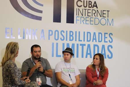 Conferencia concluye con mensaje sobre lo que puede hacer internet por Cuba