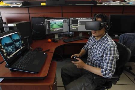 Recrean fondo marino virtual para concienciar sobre importancia de océanos