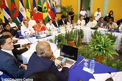 Países del ALBA-TCP ratifican apoyo a Bolivia en su derecho a una salida al mar con soberanía