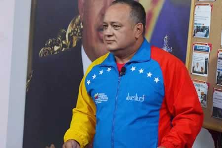 """Cabello dice que hará """"lo que tenga que hacer"""" para que no haya revocatorio"""
