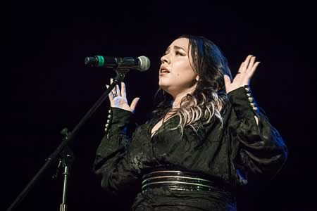 Carla Morrison pide más oportunidades para las mujeres en la música