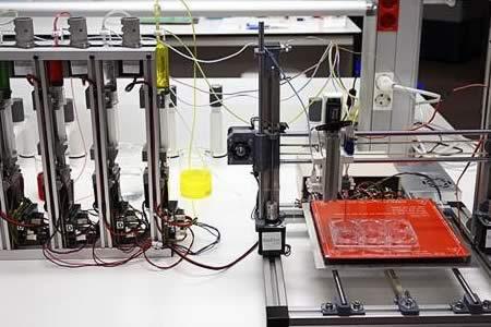 Científicos españoles diseñan una bioimpresora 3D de piel humana