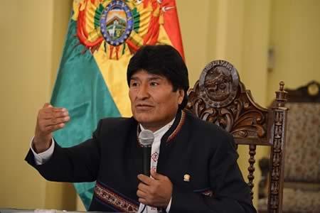 Morales: veredicto de Italia contra García Meza y Arce Gómez es justo, pero insuficiente