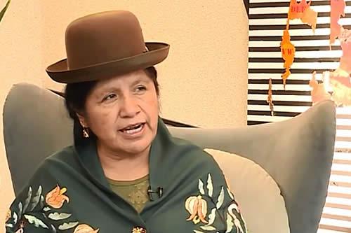 Presidenta del Tribunal Electoral se declara víctima de racismo y discriminación
