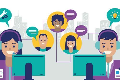 Como un chat en línea y otras formas de comunicación instantáneas ayudan a aumentar las ventas de su comercio en línea