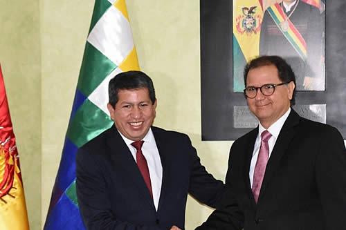 Bolivia y Perú fortalecen integración energética bilateral