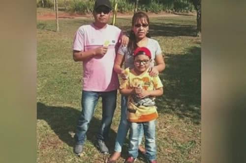 Morales expresa su dolor por cruel asesinato de una familia boliviana en Brasil