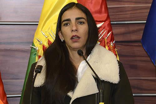 Bolivia cree firmemente en la soberanía y libre determinación del pueblo de Venezuela: Montaño