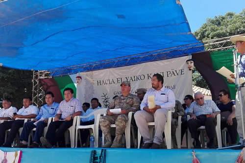 APG en su aniversario pide fortalecer idioma guaraní