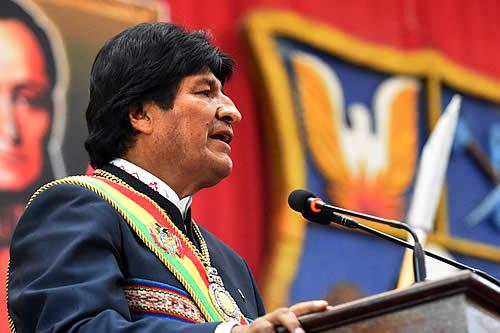 """La """"Revolución del 10 de Febrero de 1781"""" fue decisiva para iniciar liberación en el continente: Morales"""