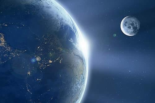 """""""Esta vez nos quedaremos"""": El jefe de la NASA anuncia los planes de volver a la Luna"""