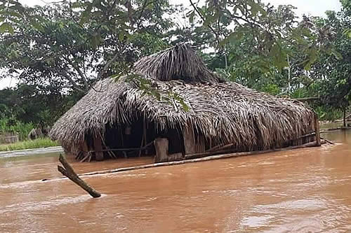 22 municipios están en desastre y 16 en emergencia; se prevé más problemas