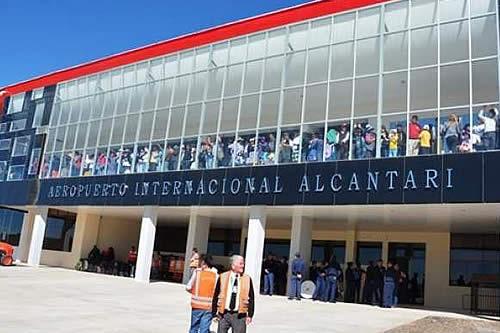 Aasana inicia instalación de sistema ILS en el aeropuerto de Alcantarí de Chuquisaca