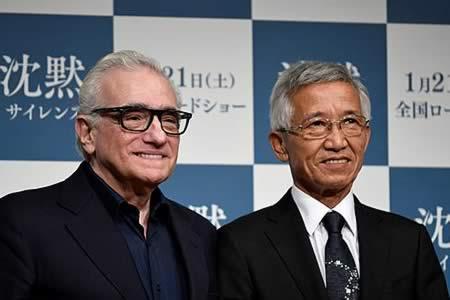 Scorsese rinde homenaje en Tokio a los cristianos ocultos japoneses