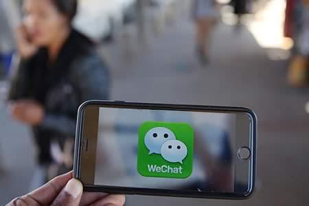 La aplicación china WeChat desafía a la App Store de Apple