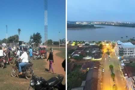 Beni: Guayaramerín en zozobra, militares acuartelados y comercios cierran