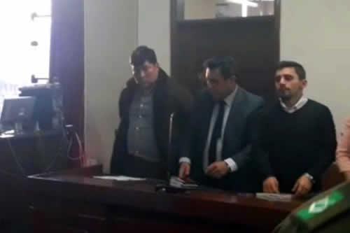 Soto logra libertad con fianza y pide no denigrarlo más