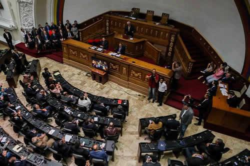 Parlamento venezolano denuncia en OEA secuestro de diputado señalado atentado