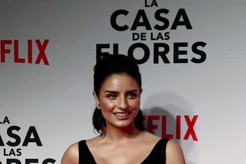 """Aislinn Derbez asegura que trabajar con Netflix es """"un sueño hecho realidad"""""""