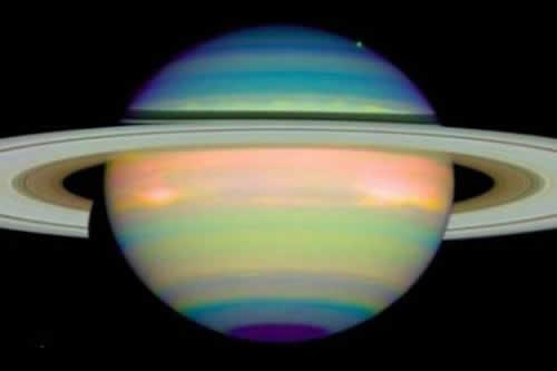 Los colores en anillos de Júpiter se deben a las corrientes, dice científico