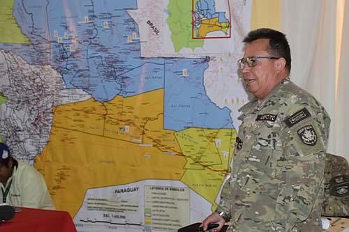 Controlan fuego en Campamento y Santa Teresita, operativos siguen en Concepción y San Ignacio de Velasco