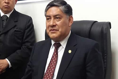 Lanchipa cambiará a los nueve fiscales departamentales