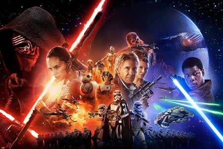 """""""Star Wars"""" tendrá una nueva trilogía a cargo de Rian Johnson"""
