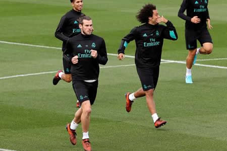 Bale sufre una rotura fibrilar y se perderá el derbi frente al Atlético