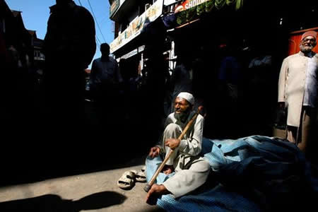 Ciudad india retira a mendigos de sus calles ante la llegada de Ivanka Trump