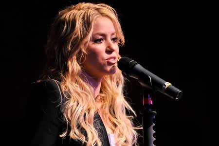 Shakira aplaza los conciertos en París, Amberes y Amsterdam