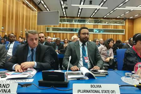 Bolivia coordina apoyo técnico de la ONU para lucha contra la corrupción y reformas a la justicia
