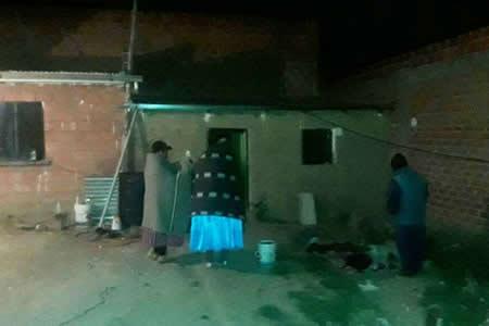 Un triple hecho de sangre estremece a ciudad El Alto