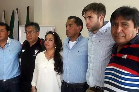 Seis clubes de la Simón Bolívar critican al titular de la ANF