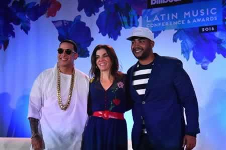 Daddy Yankee y Don Omar engalanan Conferencia Billboard de la Música Latina