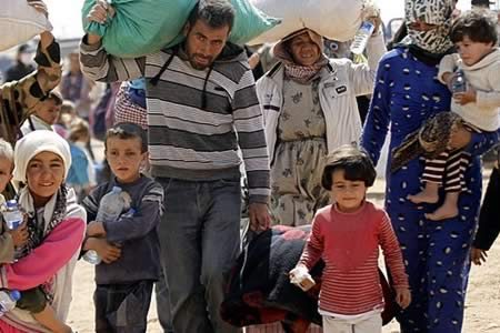 Unas 105.000 personas entraron en Alemania en 2016 por reagrupación familiar