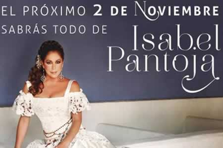 La discográfica de Isabel Pantoja anuncia novedades para el 2 de noviembre
