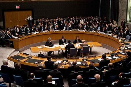 Llorenti: el Consejo de Seguridad de la ONU está dando algunas señales positivas