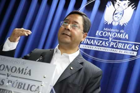 Morales promulgó la Ley 812 de Modificación del Código Tributario