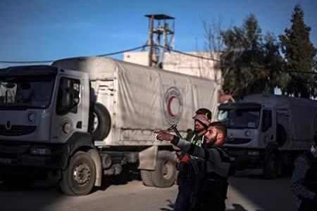 La ONU denuncia que continúan las trabas a la ayuda humanitaria en Siria