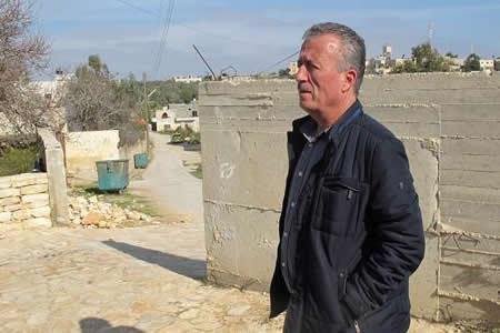 """El padre de Ahed Tamimi ante el futuro palestino: """"Pregúntaselo a Israel"""""""