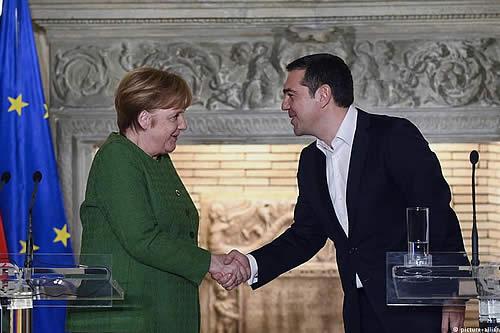 Berlín y Atenas insisten en política migratoria común de la UE