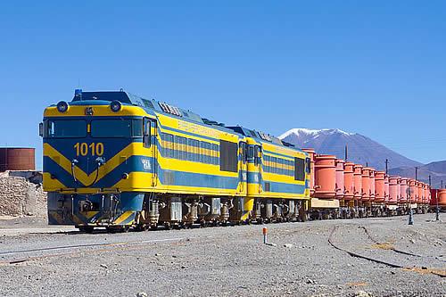 """Machacamarca lanzará proyecto del """"Tren turístico"""" en aniversario de Oruro"""