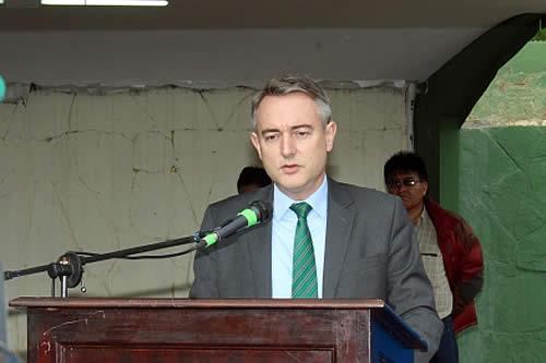 """Morales saluda """"apoyo sin condiciones"""" de UE a modelo boliviano de lucha contra el narcotráfico"""