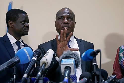 RD Congo: opositor Fayulu dice que ganó con el 61 por ciento