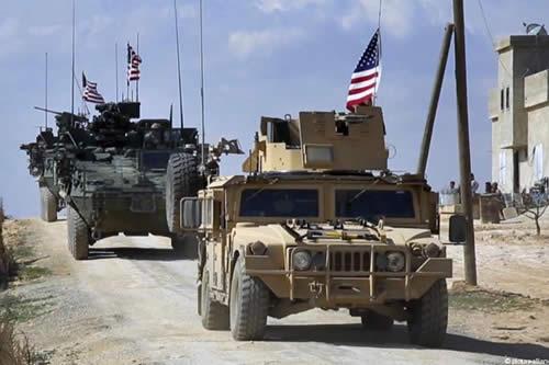 EE.UU. confirma que comenzó su retirada militar de Siria